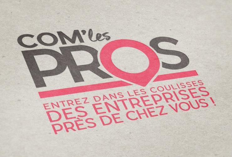 Com les Pros logo