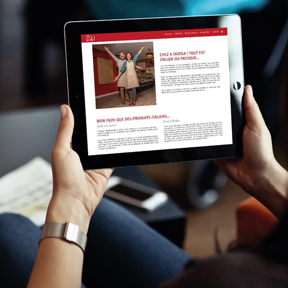 Portfolio-a-tavola-etiquette-site-web
